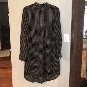 Excellent Condition Madewell Polkadot Dress